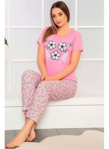 D-PARİS Pijama Takım Beyaz